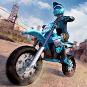 摩托赛车疯狂3D