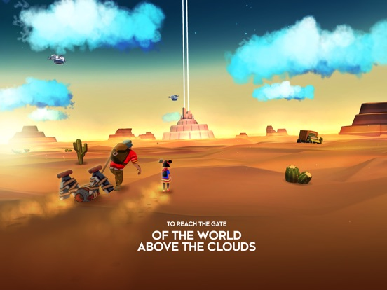 Cloud Chasers Journey of Hope Screenshots
