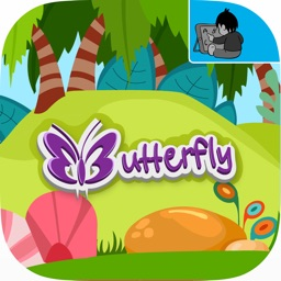 Butterfly - Kids game