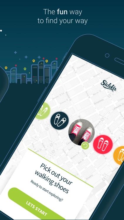 Sidekix: Urban Navigation screenshot-4