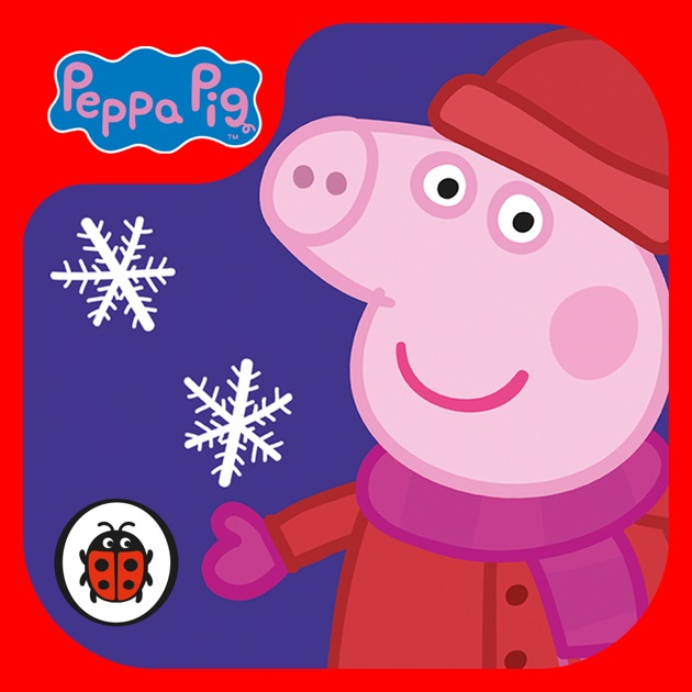Peppa Pig Book: Christmas Wish On The App Store