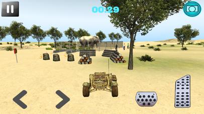Jungle Buggy screenshot one