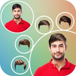 Man Hair Style - Hair Color
