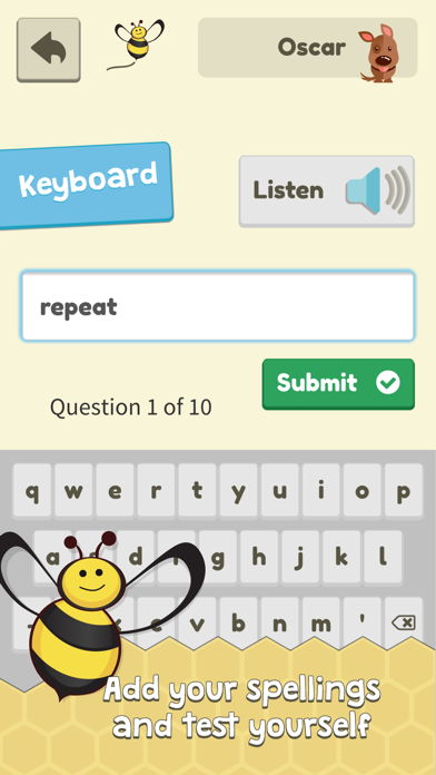Spelling Assistant : Helping you ace the spelling bee! | App Price Drops