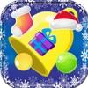 クリスマス キャンデ ィ冬のプリンセスマッチ3パズルゲ-ーム