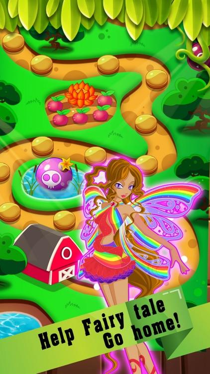Fairy garden - Flower fantasy on bloom saga land