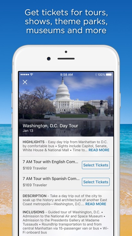 CheapTickets Flights, Hotels, Cars & Packages screenshot-4