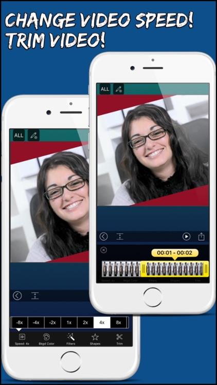 Video Editor Pro: Merger, Text