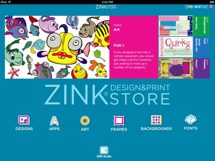 ZINK Print Studio for iPad screenshot-4