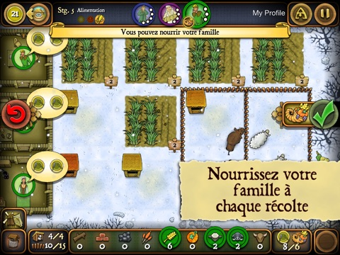 Screenshot #5 pour Agricola