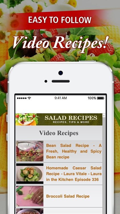 Salad Recipes++