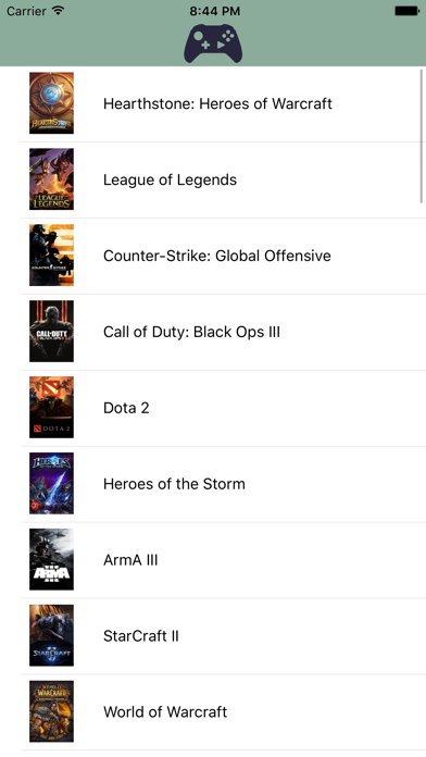 download AnyStream - The Gaming Stream for Twitch & Hitbox apps 1