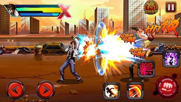 Mixed Thug Match - KO Street Fight screenshot-3
