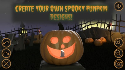 Halloween Creations: Spooky Pumpkin Maker