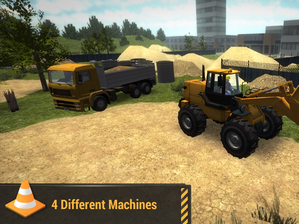 Construction Machines 2016 Mobile Online Hack Tool