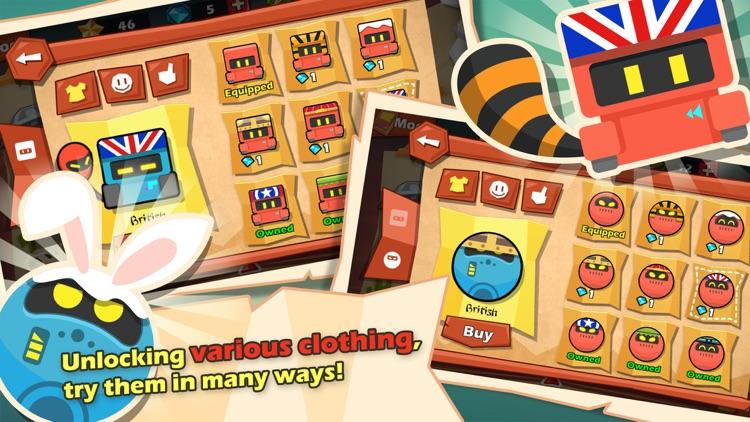 Mr. Q - Magnetic Cube Arcade screenshot-3