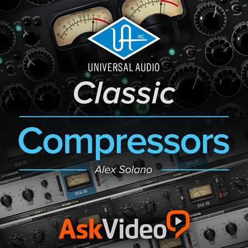 Course For UA Classic Compressors