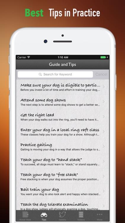 Puppy Training for Beginner Guide - Training Tips screenshot-3