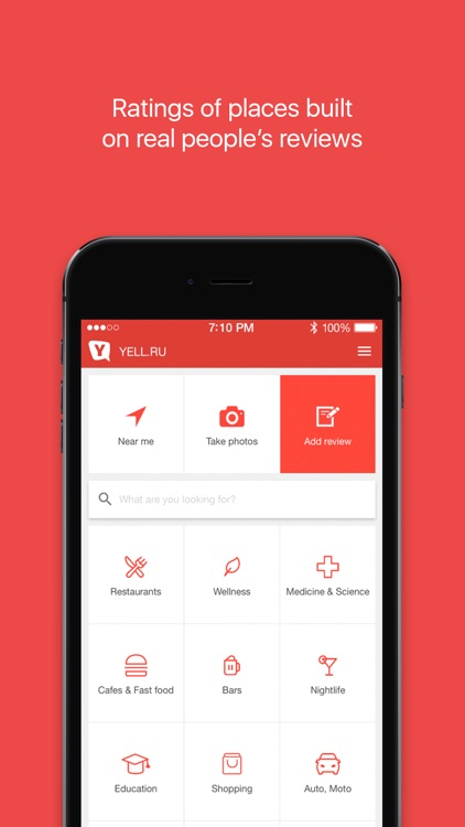 Yell: The Best Companies and Reviews