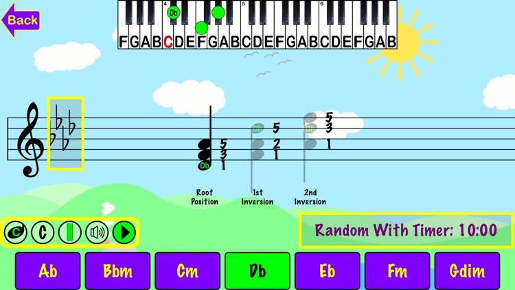 Master in a Minute - Music note trainer. screenshot-3