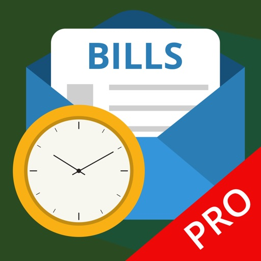 Bill Pay Reminder PRO - Manage & Track your Bills