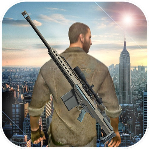 Epic Sniper Killer : New Free 3D Assassin Strike icon