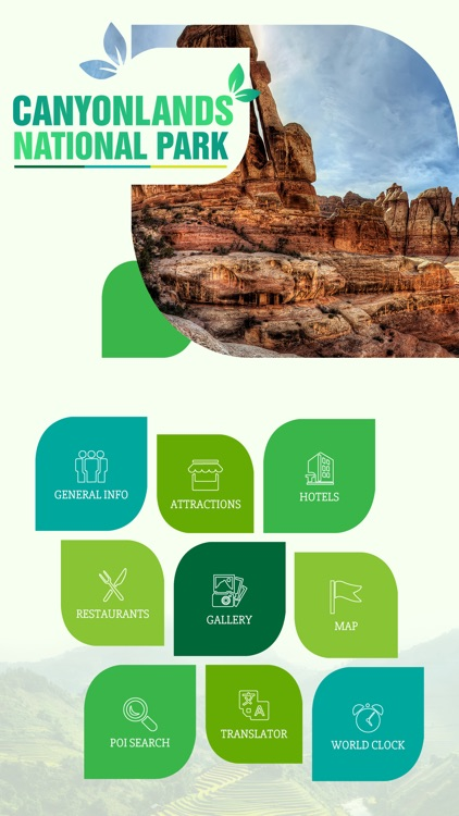 Canyonlands National Park Travel Guide screenshot-1