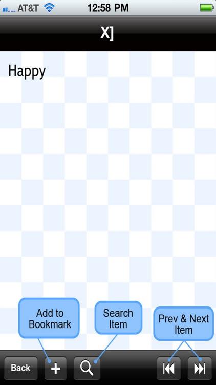 Internet Slang Dictionary screenshot-4