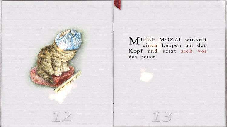The Story of Miss Moppet in German FULL screenshot-4
