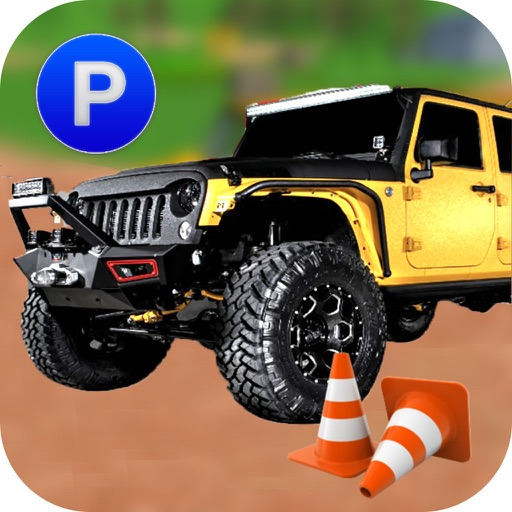 4X4 Jeep Parking : Free Real Adventure-s Drive-r icon