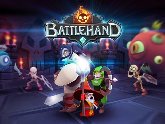 Игра BattleHand