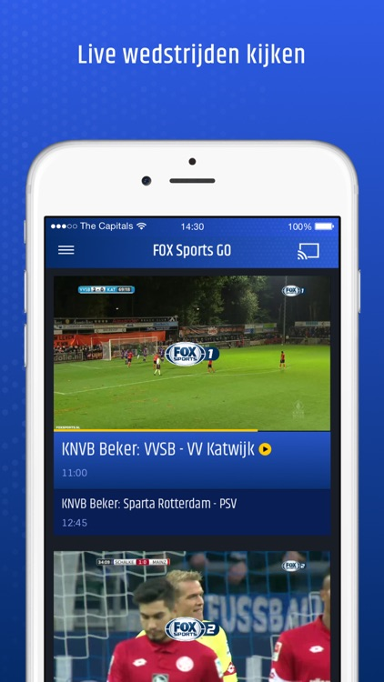 FOX Sports NL screenshot-4