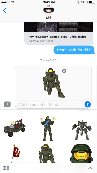 Baixar Halo Stickers para Android