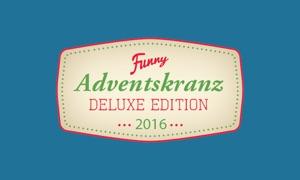 Funny Adventskranz - Funny Advent Wreath