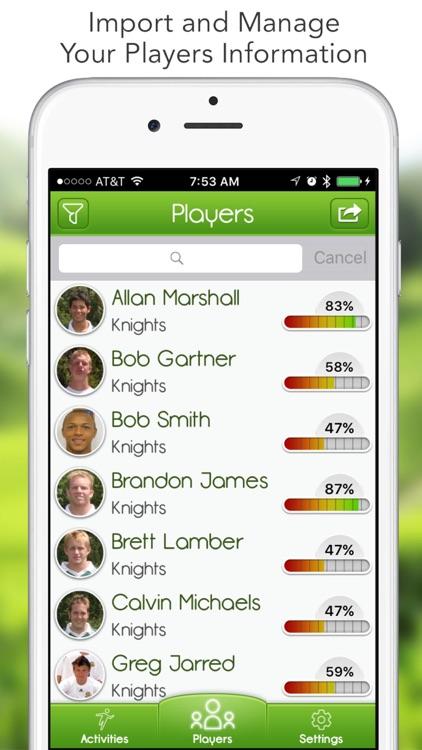 iGrade for Soccer Coach (Lineup, Score, Schedule)
