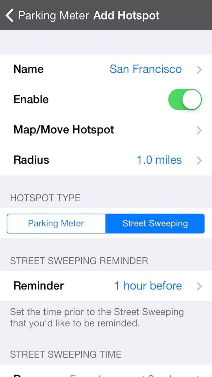 Find My Car Smarter Screenshot
