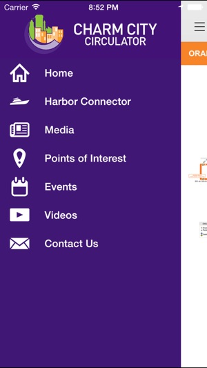 Charm City Circulator on the App Store on