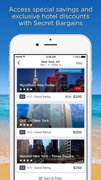CheapTickets Flights, Hotels, Cars & Packages