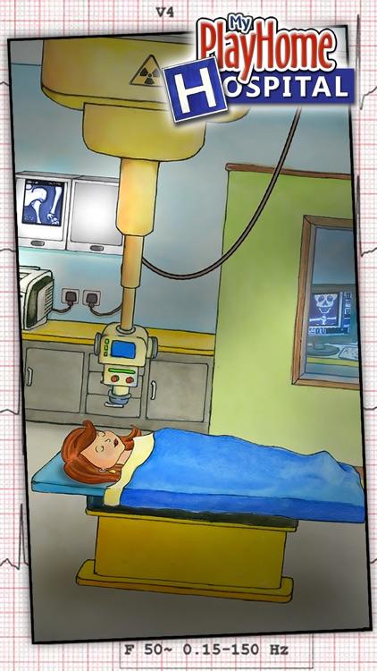 My PlayHome Hospital screenshot-3