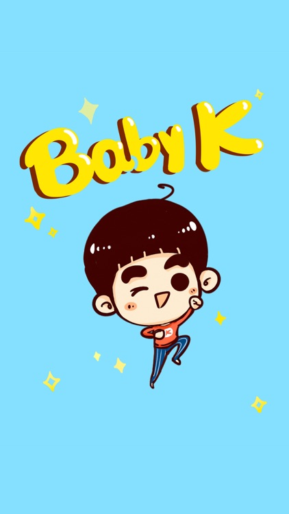 Baby K − NHH Stickers screenshot-4