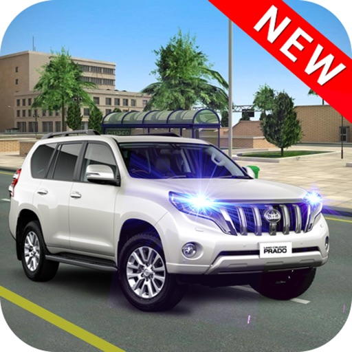 Prado car Simulation : drive 3D game