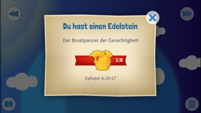 Screenshot for Die Bibel App für Kinder in Germany App Store