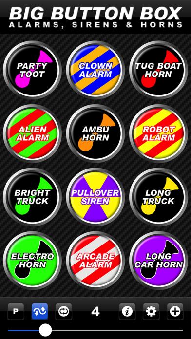 Big Button Box: Alarms, Sirens & Horns - sound fx-3
