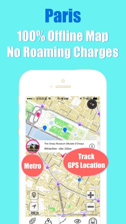 Paris metro transit trip advisor ratp guide & map