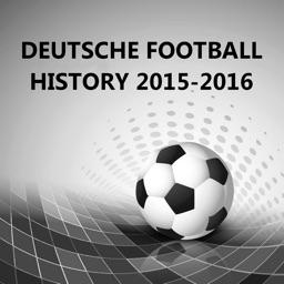 Deutsche Fußball History 2015-2016