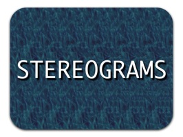 Stereogram Stickers