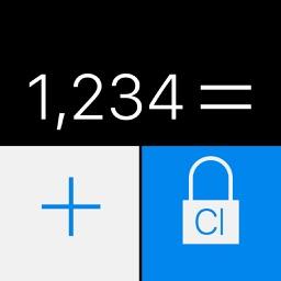 Secret Calculator Vault, private video photo vault