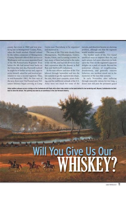Civil War Quarterly screenshot-4