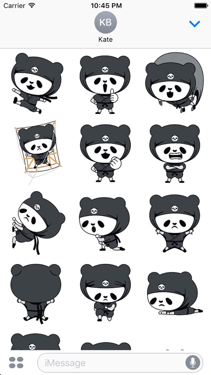 PANDA Ninja Panzo screenshot-2
