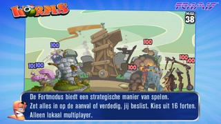 Screenshot for WORMS in Netherlands App Store